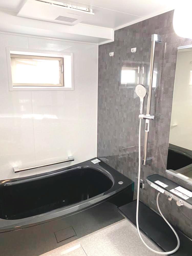 マンション バスルーム 施工後 TOTO お風呂リフォーム
