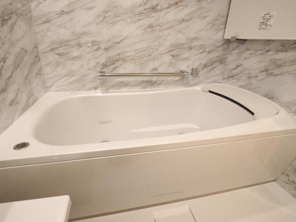 浴槽 シンラ 施工事例 肩湯楽
